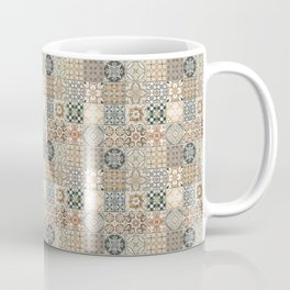Antique Traditional Moroccan Style Coffee Mug