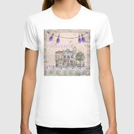 Provence France - my love  - Lavender and Summer T-shirt