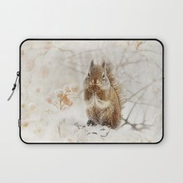 Chillin Squirrell Laptop Sleeve