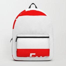 Fu*k off Backpack