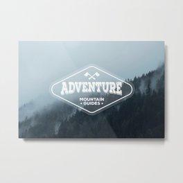 Adventure Metal Print