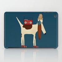 beagle iPad Cases featuring bootleg beagle  by bri.buckley