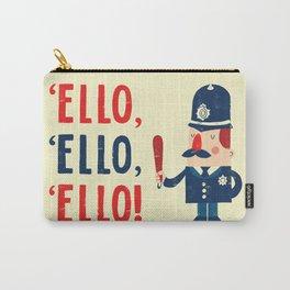 'Ello, 'ello, 'ello! Carry-All Pouch