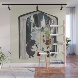 the big book of jazz Wall Mural