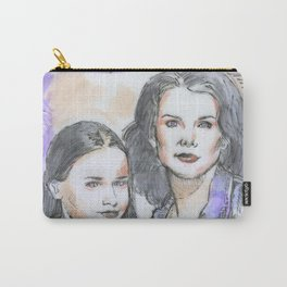 Lorelai & Rory Carry-All Pouch