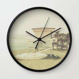 Life Saving Wall Clock