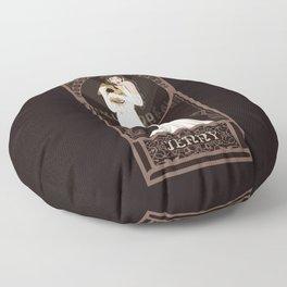 Jenny Nouveau - The Rocketeer Floor Pillow