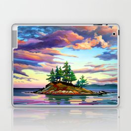 Skedans Islet Laptop & iPad Skin