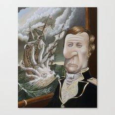 Alexander's Leviathan Canvas Print
