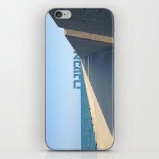 Emuna (Faith - Hebrew) iPhone & iPod Skin