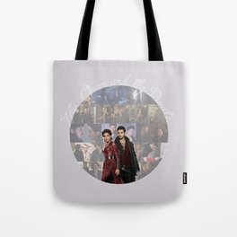 The Queen and the Pirate Tote Bag