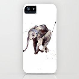 Hubert Hurry iPhone Case