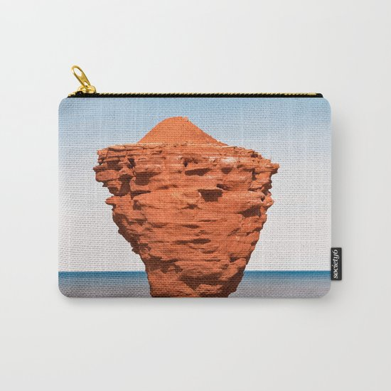 Teapot Rock Carry-All Pouch