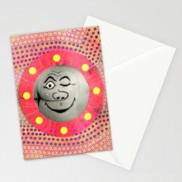 Badass Woman Stationery Cards