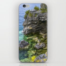 The Grotto iPhone Skin