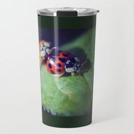 Lady Bug Love Travel Mug