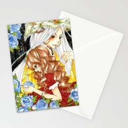 Forest flower  Stationery Cards