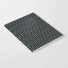 Polka Dot Brights Notebook
