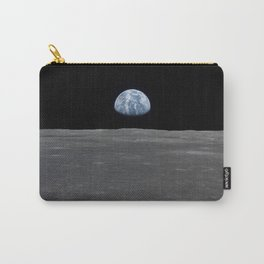 see the marble from the moon | space #05 Carry-All Pouch