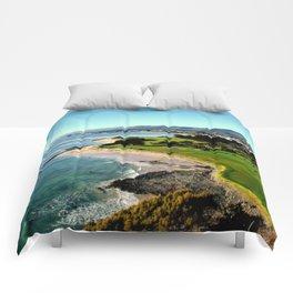 Fossli's Bluff - Tasmania Comforters