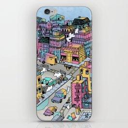 Tiny Town iPhone Skin