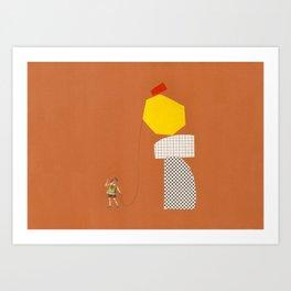 Great Toy Art Print