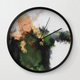 Greenleaf Wall Clock