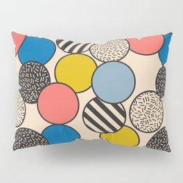Memphis Inspired Pattern 5 Pillow Sham