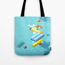 lost pool I Tote Bag