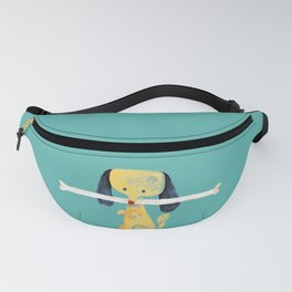 Lucky dog Fanny Pack