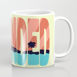 STR\NDED Coffee Mug