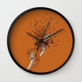 Gone with the Winds Wall Clock