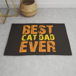 cat dad Rug