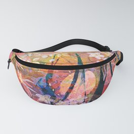I can't say what I can't see Fanny Pack