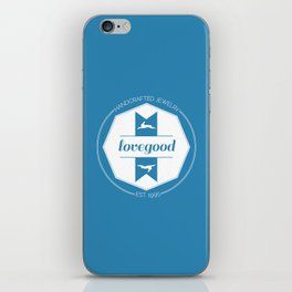 Lovegood Handcrafted Jewelry iPhone Skin