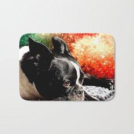 Boston Terrier (Jake) Bath Mat