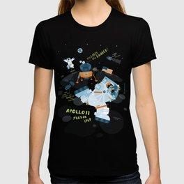 Apollo 11 Moonlanding Anniversary T-shirt