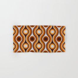 Older Patterns ~ Waves 70s Hand & Bath Towel