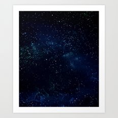 space-165 Art Print