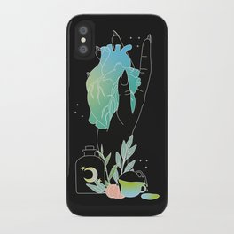 Lullaby - Illustration iPhone Case
