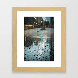 Beautiful Emptiness (III) Framed Art Print