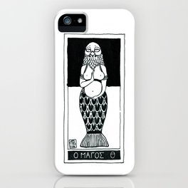 Magus II iPhone Case