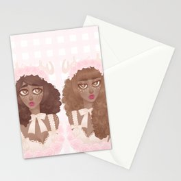 Deerling Sisters Stationery Cards