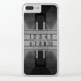 Zen-Trum Clear iPhone Case