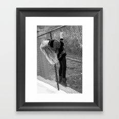 closest Framed Art Print