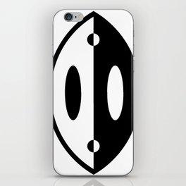 Tao Zulu iPhone Skin