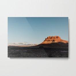 Canyonlands National Park Sunset Metal Print