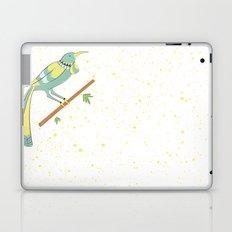 New Zealand Native Birds - Tui Laptop & iPad Skin