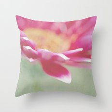 Sweet Springtime Throw Pillow