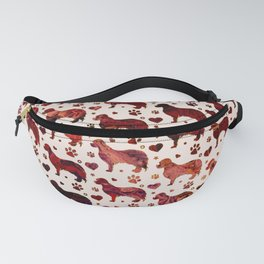 Cavalier King Charles pattern Fanny Pack